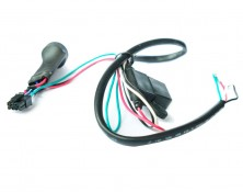 Power Harness with Over Speed Buzzer  (43025-PB)