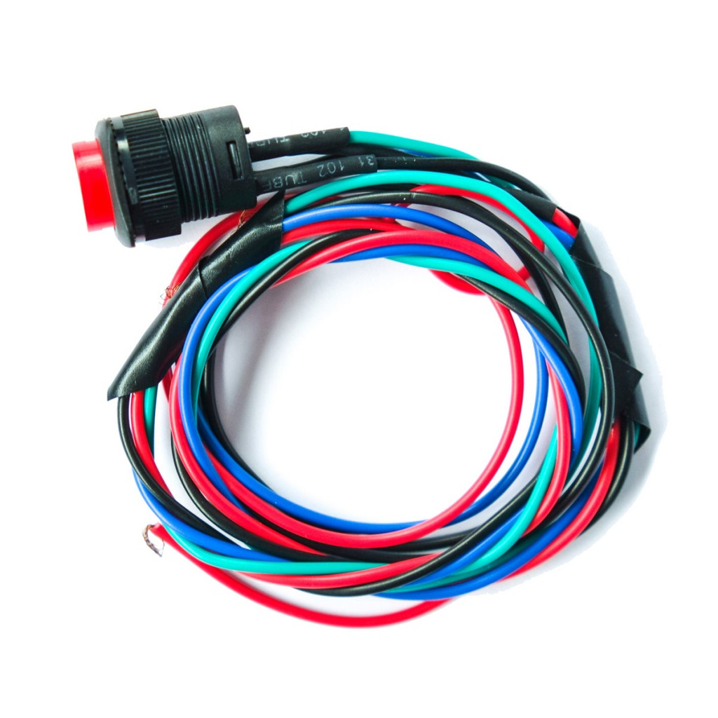 Panic Alarm Button Harness  (L2000)