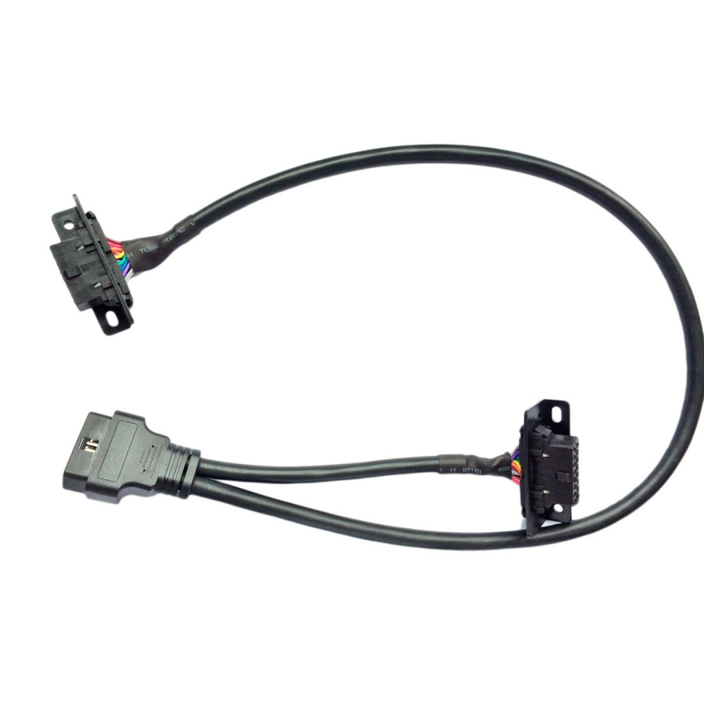 OBDII Y Splitter Harness 8 Inch – 30 Inch Version  (43026-8-30)