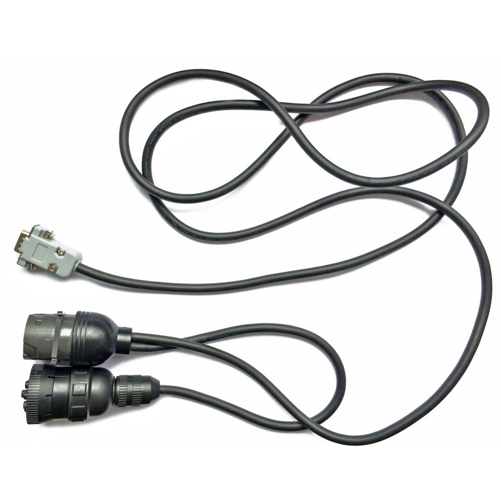 J1939 Power W Serial Interface Harness (CBL9PS) ...