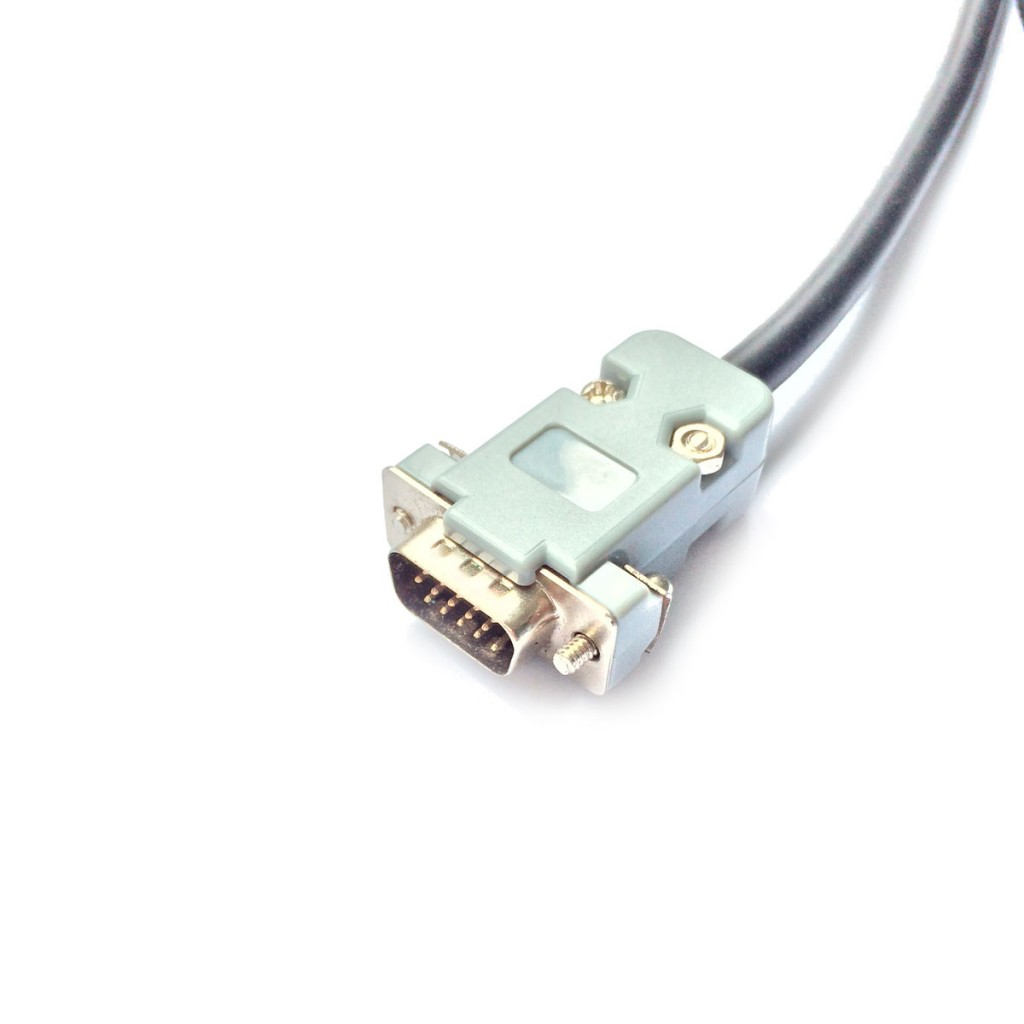 J1939 Power W Serial Interface Harness (CBL9PS)